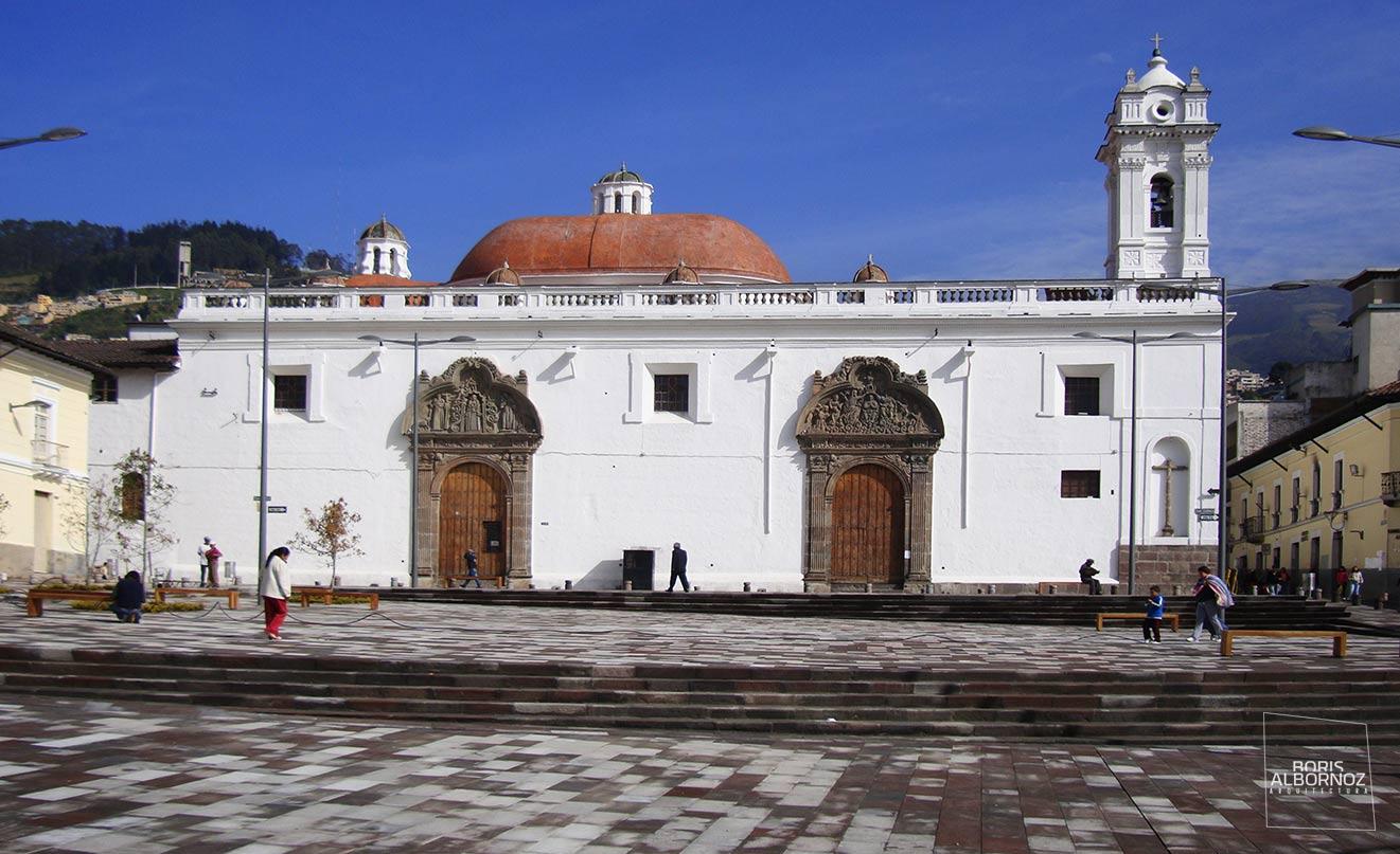 Plaza santa clara boris albornoz arquitectura for Academy salon professionals santa clara